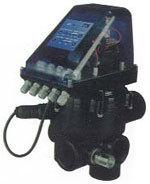 Боковой автоматический вентиль с сенсорным управлением 1 1/2 PS6501