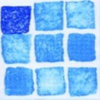 Пленка для бассейна ПВХ Alkorplan 3000 Mosaic мозаика размытая 1,65х25 (35417 202)
