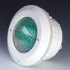 """Светильник для бассейна светодиодный """"STANDART"""" с накладкой из нерж. стали с цветными светодиодами, кабелем под бет. бас. B032PLUXE"""