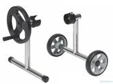 Суппорт напольный передвижной стойка + колесо 6015000