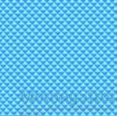 Пленка для бассейна ПВХ Alkorplan 2000 ребристая темно-голубая 1,65х25 (81116002)