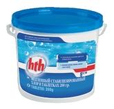 HTH Медленный стабилизированный хлор в таблетках 200 гр. 5кг C800503H8
