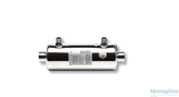 Теплообменник MAXDARPA D-HWT  12 корпус и спираль из нерж. стали 12-14 кВт
