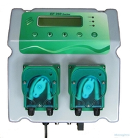 Контроллер pH/Rx с перистальтическими насосами 4 л/ч для бассейнов до 300м3 EF265pH/Rx 84008015959/AQM