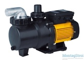 Насос для бассейна Glong FCP-180S C предфильтром 3,6 м3/ч, Н=6, 230 В, 0,18 кВт