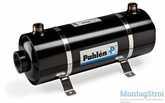 Теплообменник для бассейна PAHLEN HI-FLO сталь 28 кВт 11392