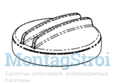 Крышка префильтра насосов New Minipump HD006000