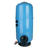 """Фильтр для бассейна NILO 23 м3/ч FINI100800 с бок. подключением 2"""""""