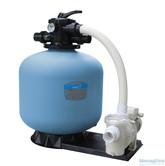 Фильтровальная установка Laswim P-DYG350E с насосом для бассейна до 22 м3 (350мм, 4,5 м3/ч)