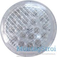 Лампа POWER LED 18 для прожектора PAR56 18Вт 12В свет full RGB (2 проводная) CometePool PLP 003-2