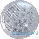 Лампа POWER LED 18 для прожектора PAR56 18Вт 12В свет Белый (2 проводная)  CometePool PLP 001