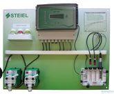 Контроллер pH, свободного хлора, Rx и температуры PNL EF214 pH/Rx/T/CLE12 без насосов M36141400