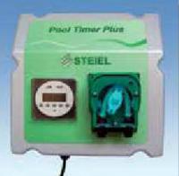 Станция дозирования POOLTimer для дозирования коагулянта, активного кислорода и альгицида с таймером и насосом 4л/ч 95050023