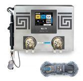 Комплексная система электролиза ASIN AQUA SALT REDOX для бассейнов до 70 м3