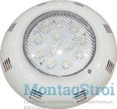 Прожектор накладной SMD LED18 18W  12V свет full RGB ABS-пластик  CometePool SPL 014