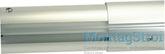 Труба телескопическая для пузырькового покрытия длина 3,7- 5,4 м 6011754