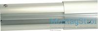 Труба телескопическая для пузырькового покрытия длина 3,7-5,4 м 6011754