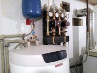 Котельная частного дома в Подмосковье мощностью 45 кВт