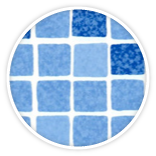 Elbe SUPRA SBGD 160 Mosaic blue 25х1.65 2000749